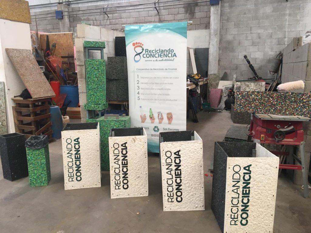 En la Semana de la Educación Ambiental, la ONG Reciclando Conciencia se une a otras entidades para la limpieza de playas, en Pinamar y Mar del Plata
