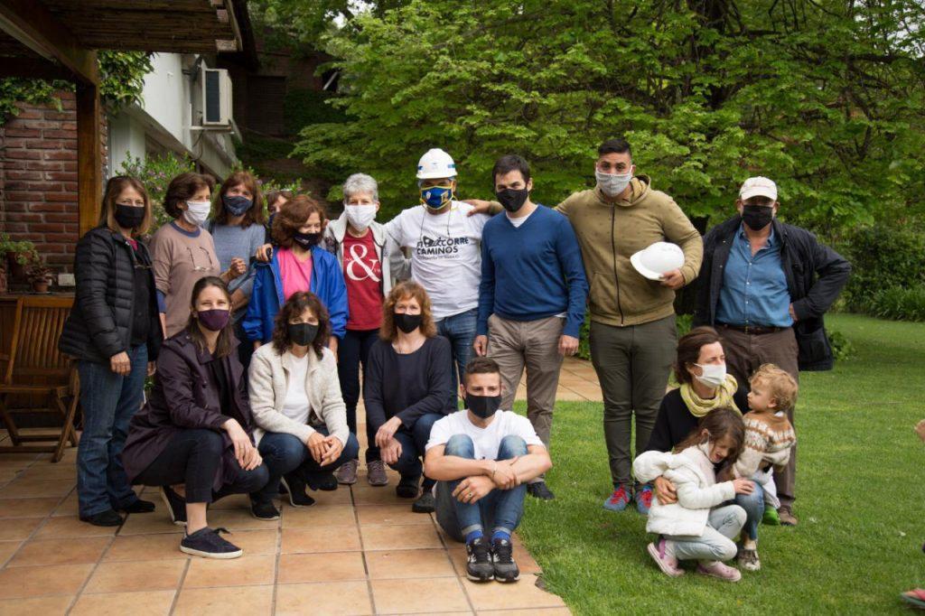 """El proyecto """"Reciclemos San Isidro"""" de la Cooperativa Correcaminos crece de la mano de los vecinos"""