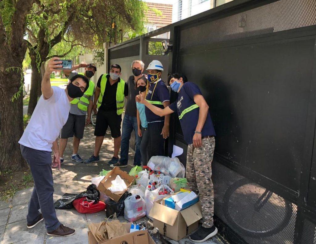 """El proyecto """"Reciclemos San Isidro"""", de la cooperativa Correcaminos, crece cada vez más"""