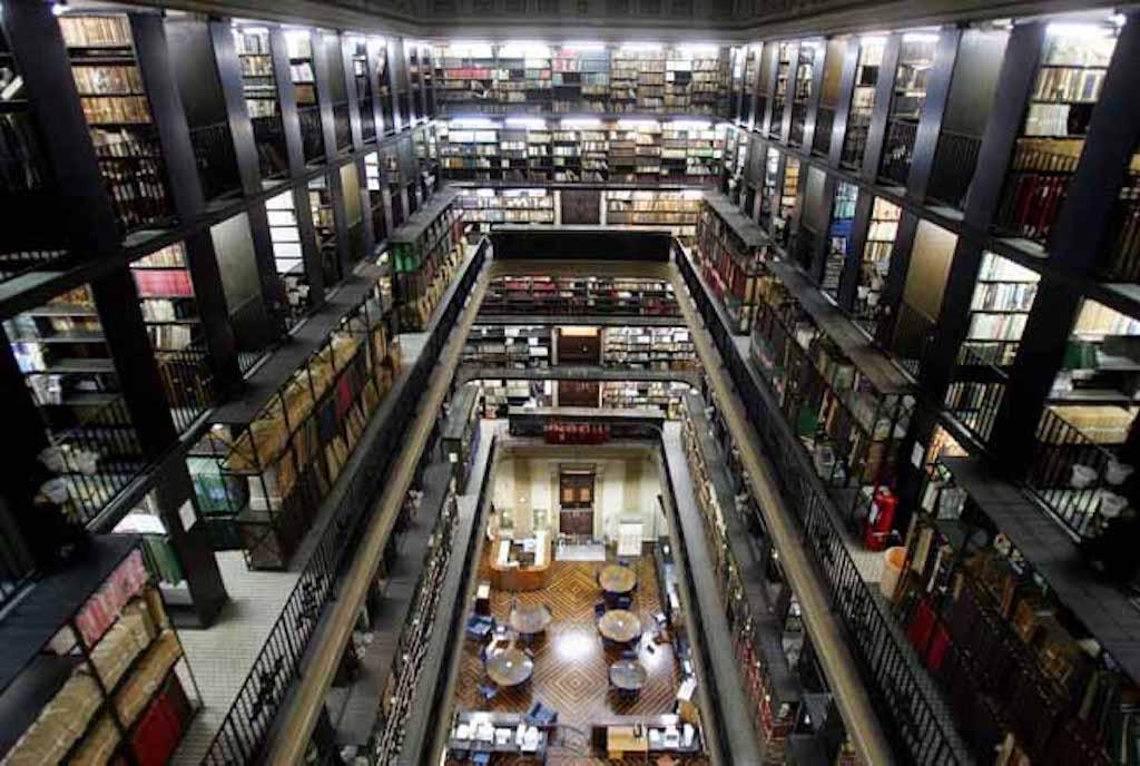 BNMM, la Biblioteca Nacional reabre sus puertas en 2021