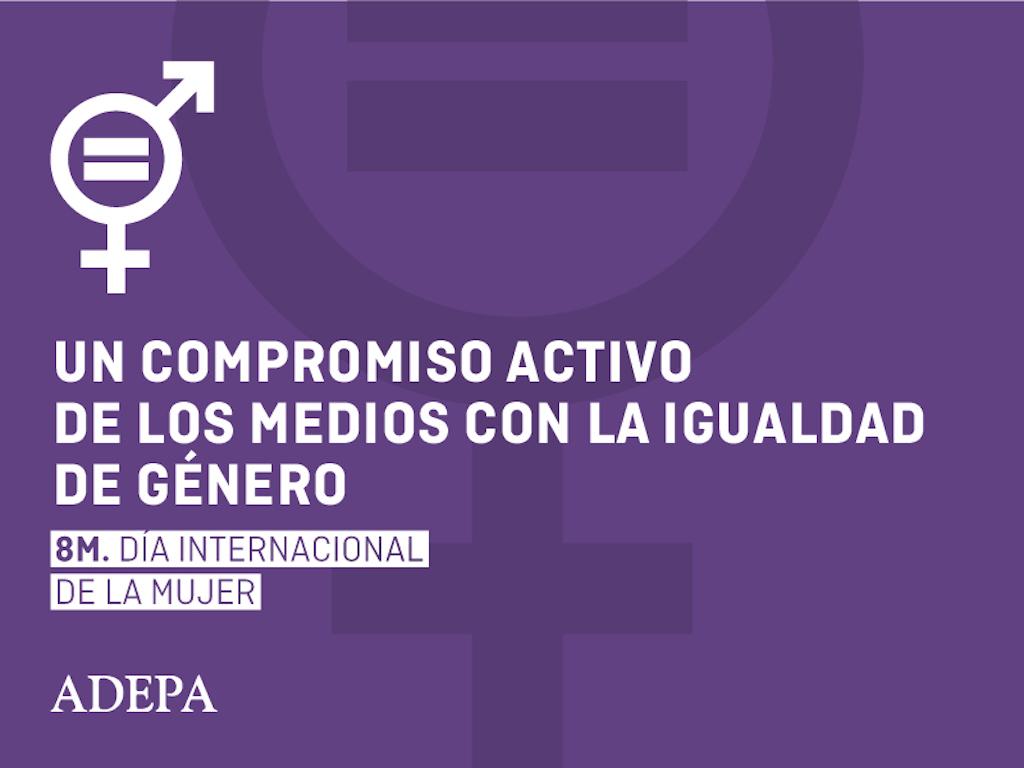 En el Día de la Mujer 2021, Noticias Positivas adhiere a la campaña de Adepa y al lema de la ONU para mujeres líderes