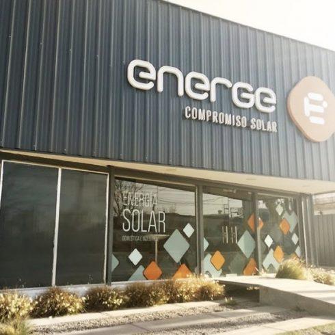 La empresa Energe de energía solar inaugura en Quilmes un nuevo showroom