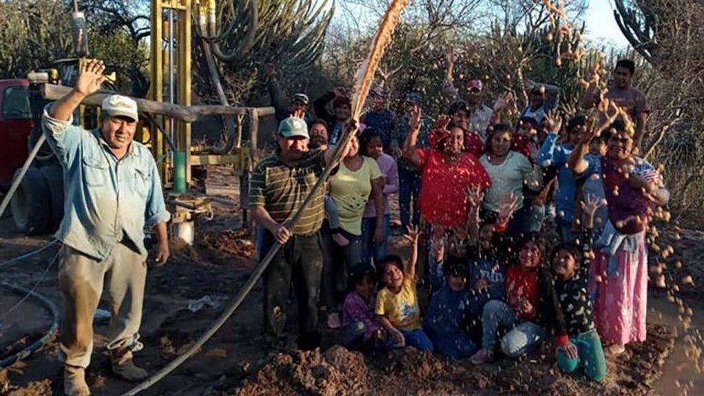 La comunidad Wichí originaria en el Chaco Salteño recibió la asistencia tecnológica del INTI para acceder al agua