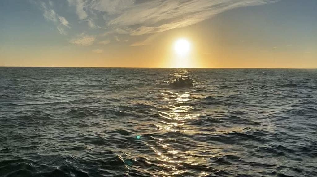 Monitoreo acústico del Mar Argentino por la gente de Parques