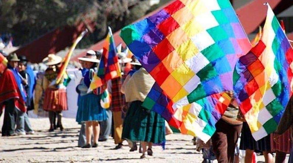 Hay que recuperar la música originaria de las comarcas andinas, dice el músico Tukuta Gordillo