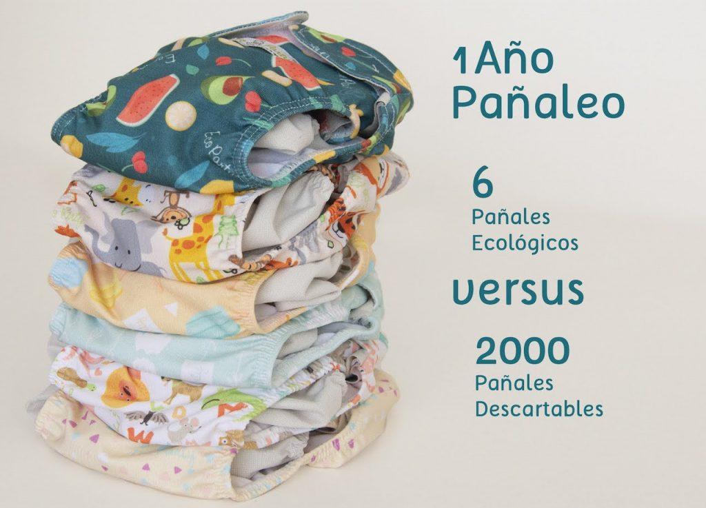 Lorena Cageao, con larga experiencia en la industria textil, escribe sobre el uso de los pañales ecológicos para no contaminar