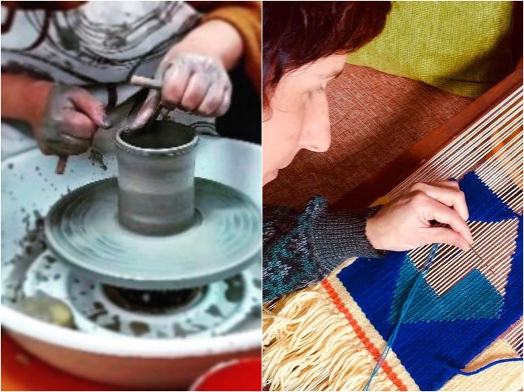El colectivo de mujeres Enredadas y su misión de dar visibilidad al proyecto de las artesanas y al consumo responsable