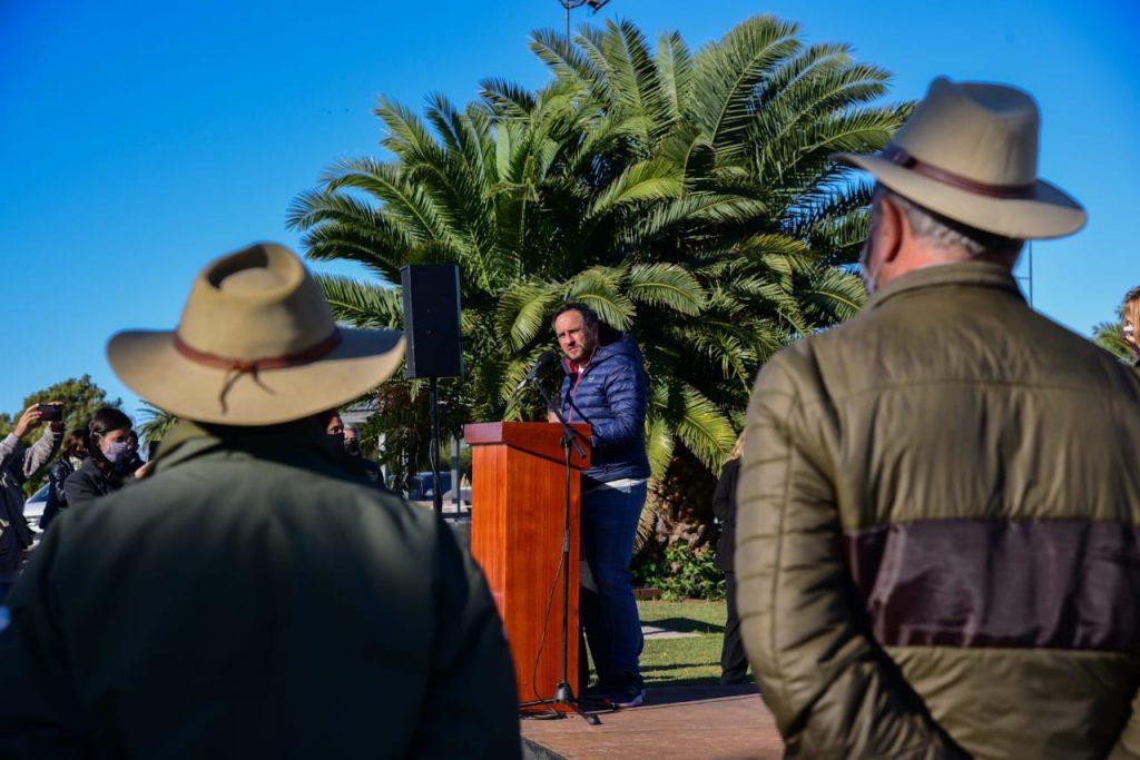 Ansenuza es el nuevo parque nacional de la provincia de Córdoba, anunció el ministro de Ambiente Juan Cabandié