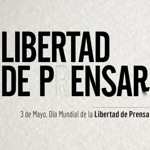 Día de la Libertad de Prensa hoy, 3 de Mayo, y campaña de ADEPA por la libertad de pensar también