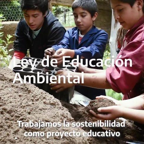 Se aprobó por unanimidad en el Senado de la Nación la Ley de Educación Ambiental Integral