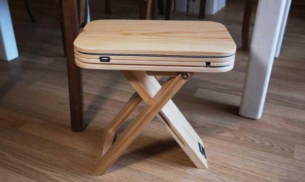 Muebles inteligentes: con el foco en la sustentabilidad, la industria maderera ocupa un papel central en la innovación y estimula a los arquitectos, ingenieros, decoradores y fabricantes para incluir la madera en sus proyectos