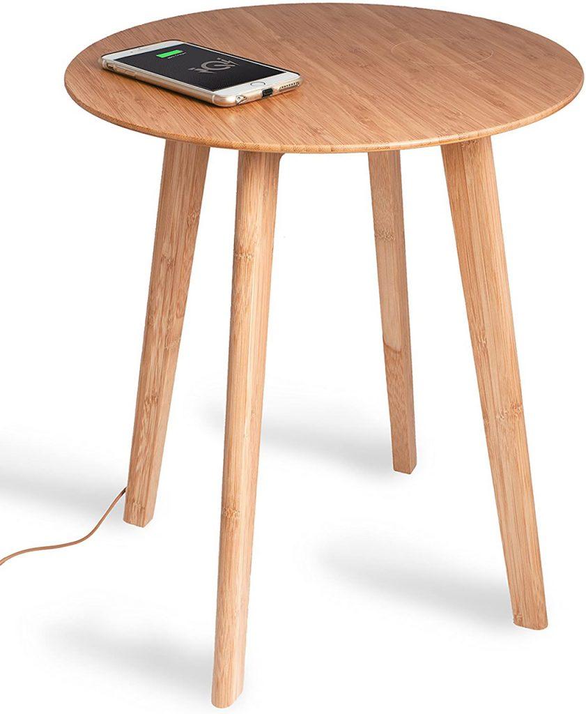 Muebles inteligentes y más sustentables, diseñados con madera y tecnología