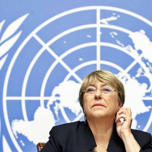 Michelle Bachelet y su opinión sobre tecnología, género y ética
