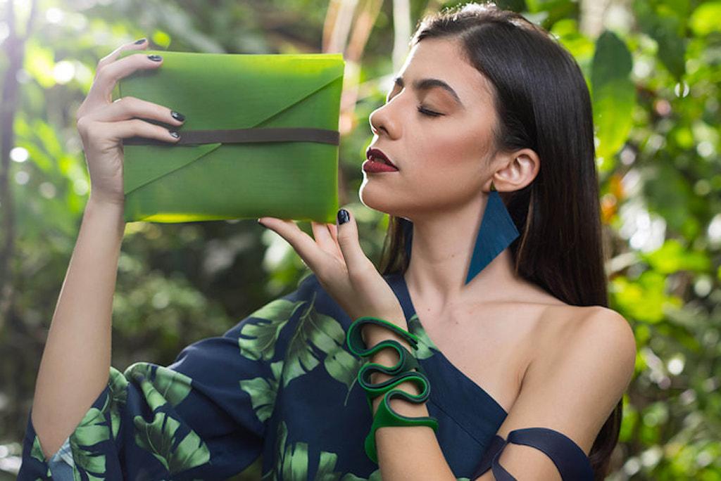 Los diseñadores ecológicos y el impacto ambiental: Flavia Amadeu