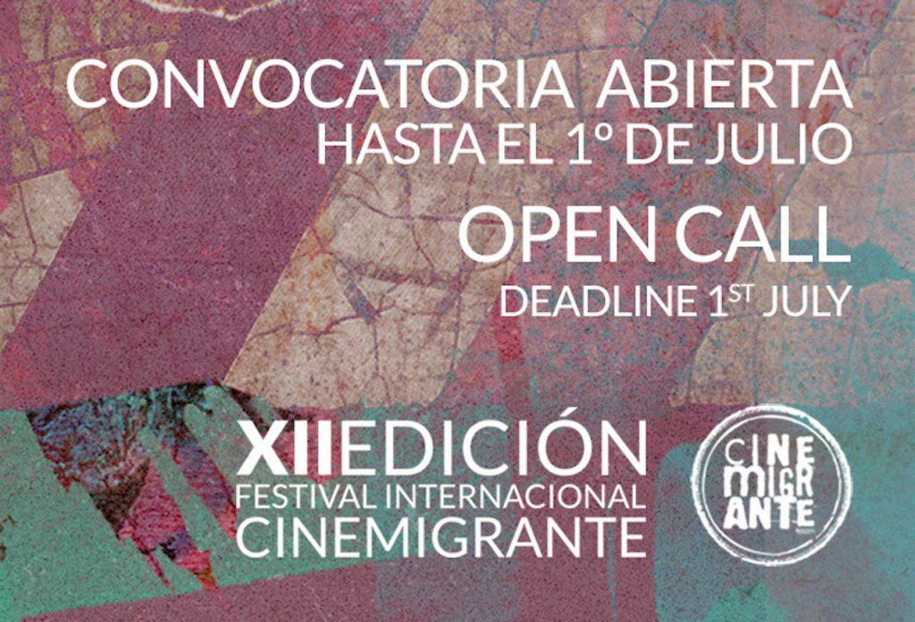 CineMigrante 2021, se abre la convocatoria a participar hasta el 1º de julio de este año