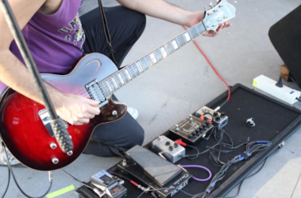 Suena el Barrio es una convocatoria para proyectos musicales en la CABA, junto a Estudio Urbano