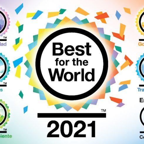 Best for the World: las mejores empresas B del mundo de Sistema B