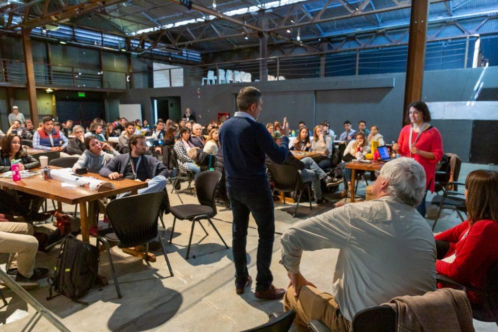 Best for the World: aquí, el Encuentro +B, organizado por Sistema B en 2019 en la Ciudad de Mendoza, Argentina