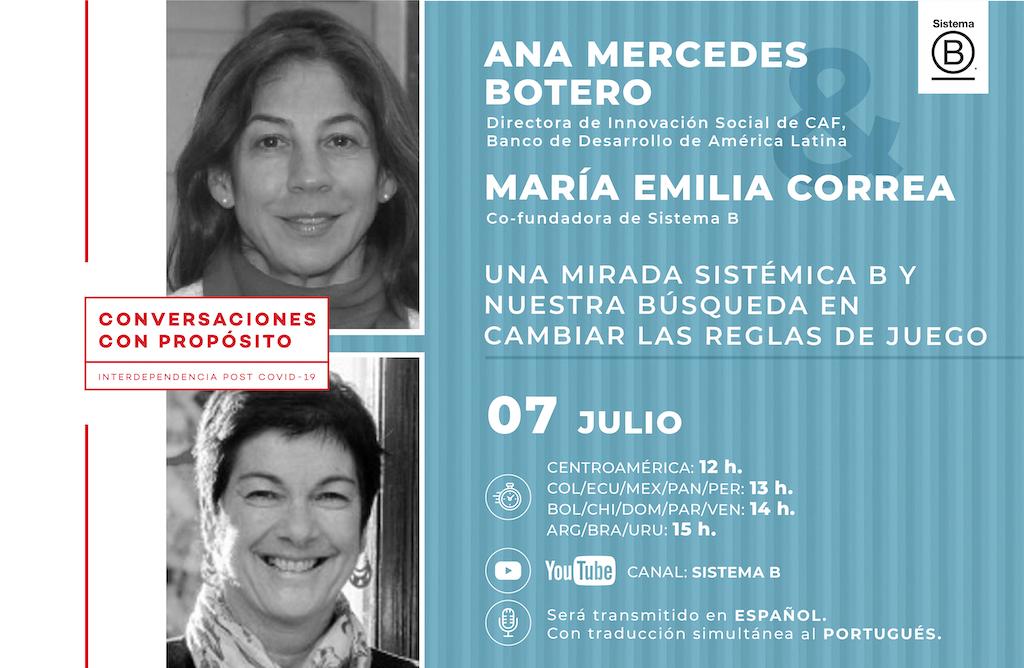 Presentación del libro Sistema B y las Empresas B en América Latina