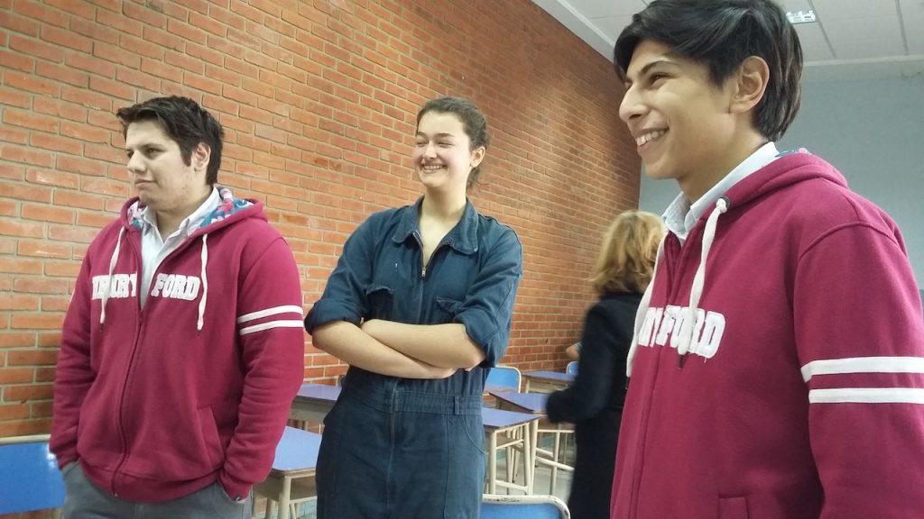 El programa Ford Impulsando Sueños ayuda a adolescentes a terminar sus estudios