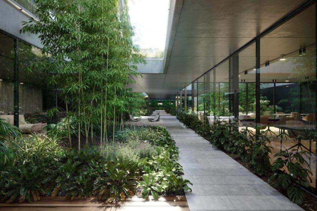 El estudio ATV recibió la certificación Leed para su nuevo edificio en Palermo Green