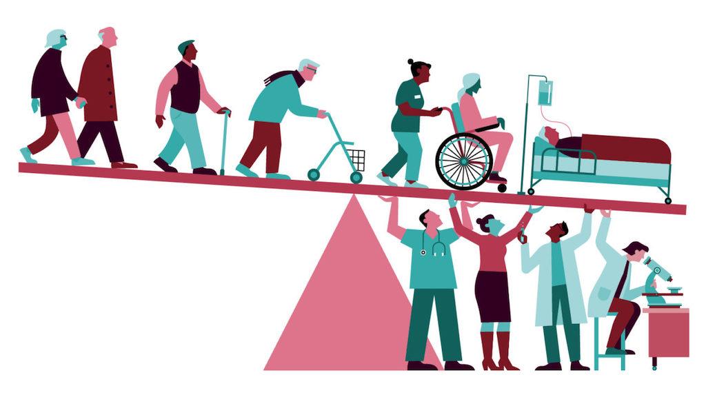 Para terminar con las desigualdades estructurales en las ciudades será necesario implementar una economía del cuidado