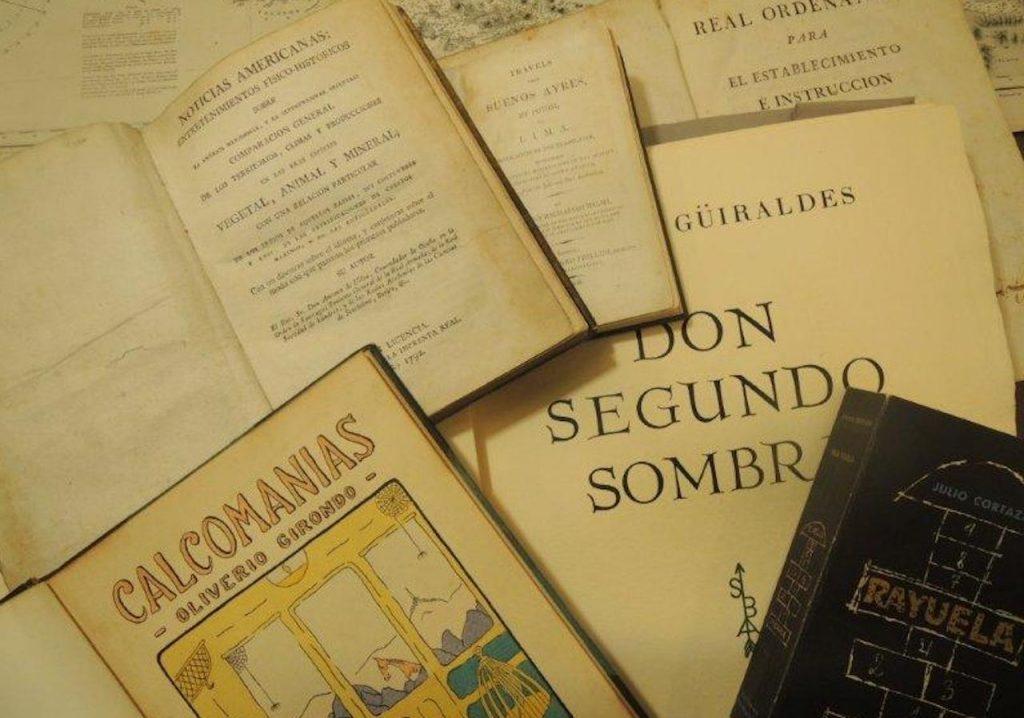 La Feria del Libro Antiguo en Buenos Aires, por 14ta. vez