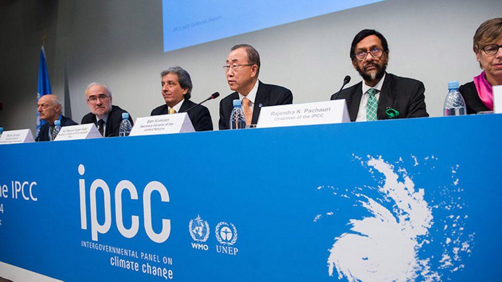 El IPCC dio a conocer su informe 2021 sobre el estado del clima y sus efectos