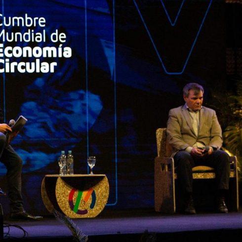 Por primera vez, hubo una Cumbre Mundial de la Economía Circular y fue en la provincia de Córdoba, en la Argentina