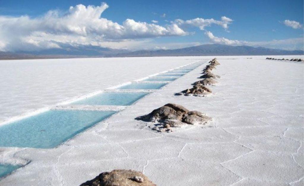 Piletones de litio, la extracción y el medio ambiente