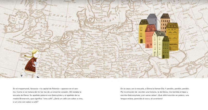 """""""Si Polonia fuera un pastel"""", de Pupek Libros, es una historia de resiliencia y amor"""