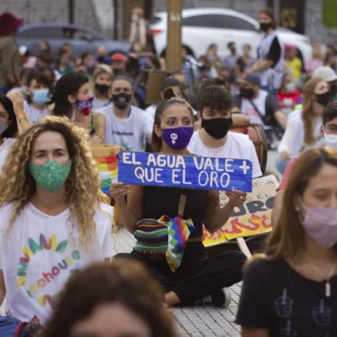 Columna de Opinión de Milena Cucci Marty sobre la militancia climática y los jóvenes
